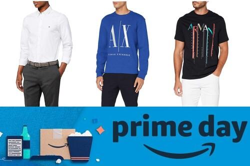 Chollos en tallas sueltas de jerseys, camisas o chaquetas Tommy Hilfiger, Hugo Boss o Calvin Klein durante el Prime Day 2020 de Amazon