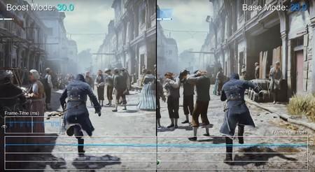 Aquí tienes el Boost Mode de PS4 Pro puesto a prueba