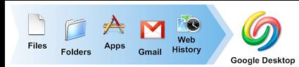 Google Desktop para Mac OS X