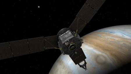 Juno ya está en Júpiter: así está siendo su viaje a lo extraordinario