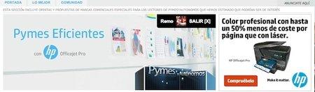 Espacio Pymes HP, mejora la tecnología, la eficiencia y los costes de tu empresa