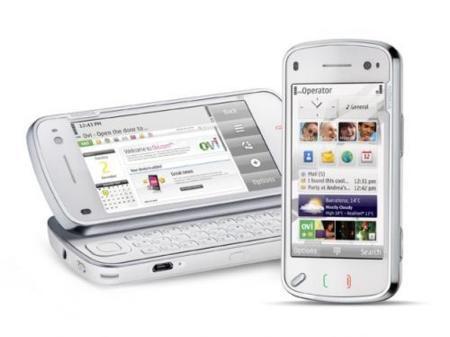 Los precios del Nokia N97 con Vodafone