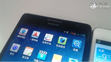 Nueva ración de imágenes del grandullón de Huawei: el Ascend Mate