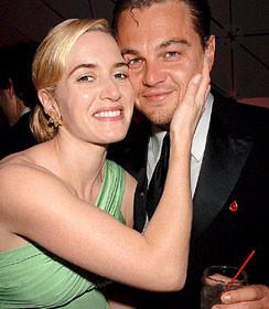 Leonardo DiCaprio y Kate Winslet juntos de nuevo