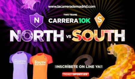 La carrera de Madrid: Norte vs. Sur, un desafío en equipo