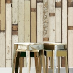 papel-pintado-para-imitar-revestimientos-de-madera
