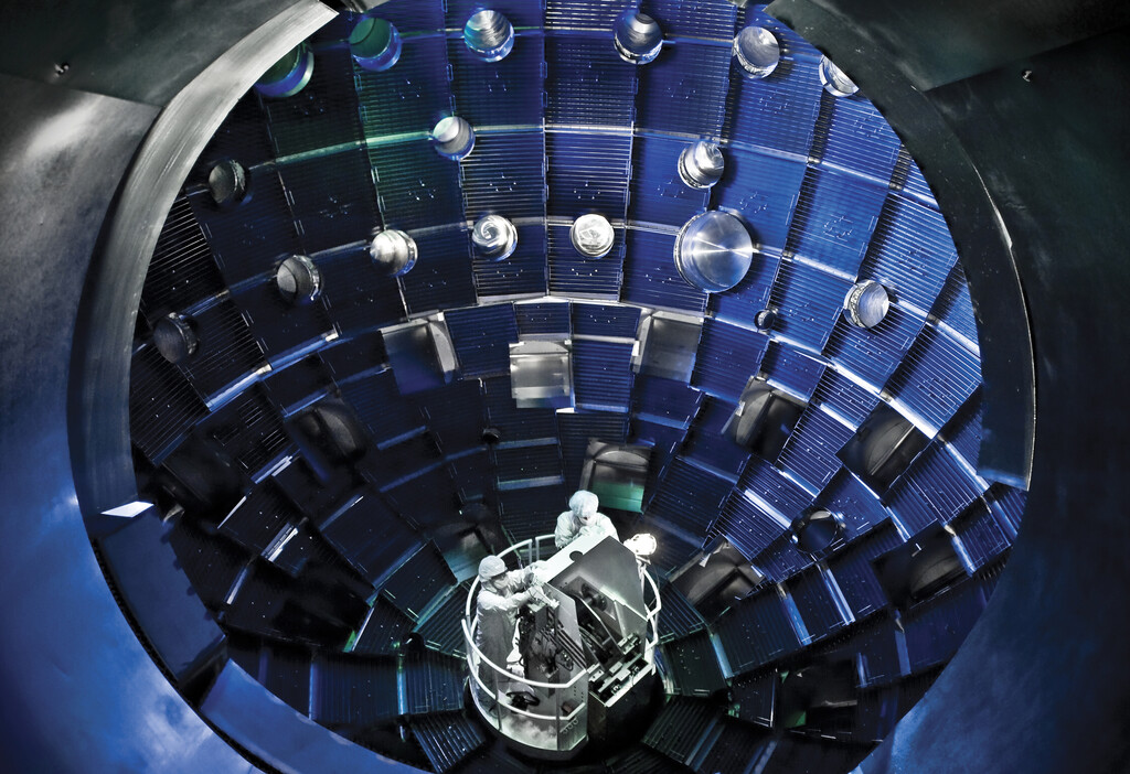 La fusión nuclear pisa el acelerador, pero este punto no se lo anota ITER; se lo queda la fusión mediante confinamiento inercial