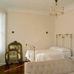 Galer a detalles en una casa de estilo rom ntico Casas estilo romantico