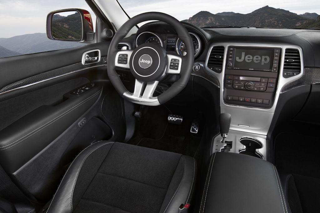 Foto de Jeep Grand Cherokee SRT (13/21)