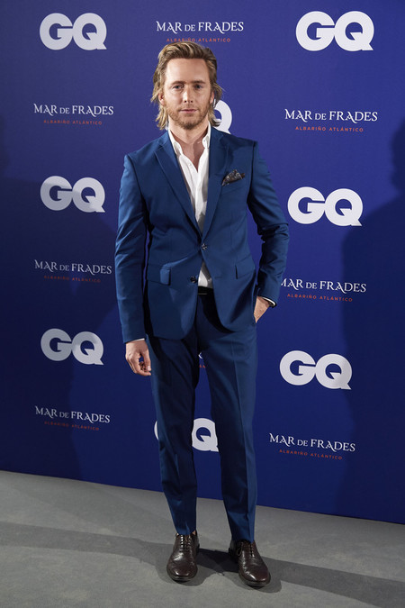 Pablo Rivero Gq Incontestables Awards 2019 In Madrid