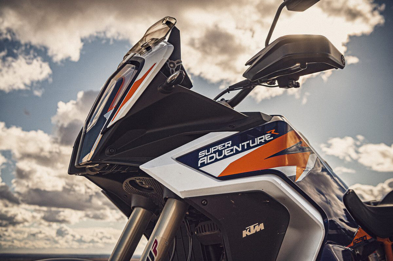 Foto de KTM 1290 Super Adventure R 2021 (16/21)