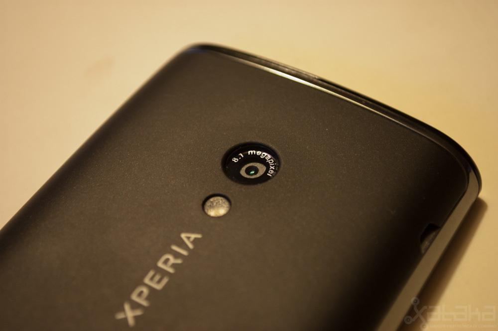 Foto de Sony Ericsson Xperia X10, análisis (6/8)