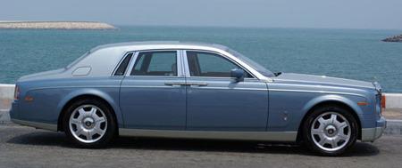 Rolls-Royce Phantom Peony, edición especial para Abu Dhabi