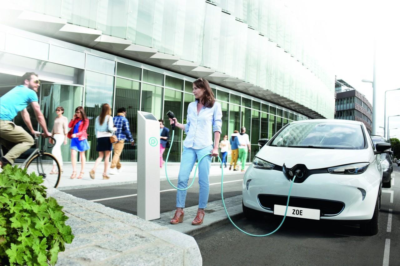 Foto de Renault ZOE (7/151)