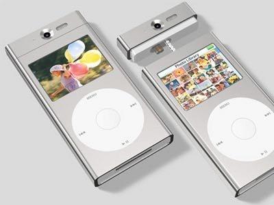 Cámara para la iPod