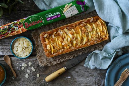 Tarta de manzana con hojaldre: tres recetas para reinventarla