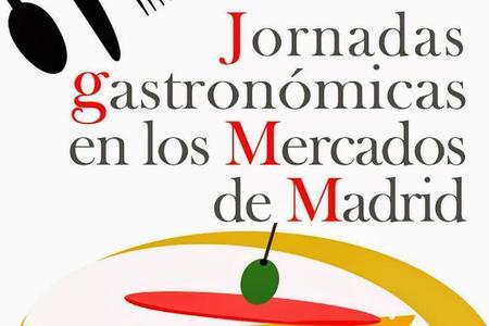 Cómete España en las jornadas gastronómicas del mercado de abastos de Chamberí en Madrid