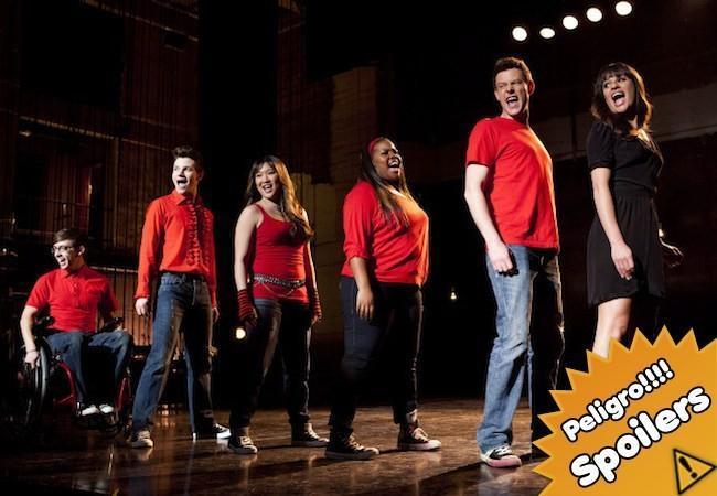 Algo nuevo y algo viejo, la cuarta temporada de \'Glee\'