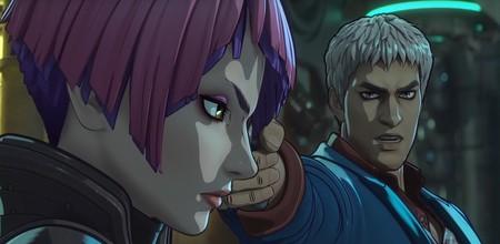 El anime 'Altered Carbon: Reenfundados' recupera en su violento trailer el magnetismo de la primera temporada de la serie