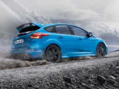 """El modo """"Drift"""" del Ford Focus RS en realidad fue un afortunado accidente"""