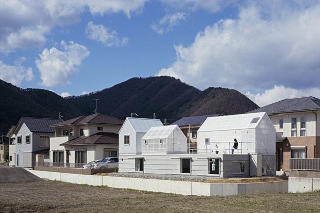 Casa invernadero - 1