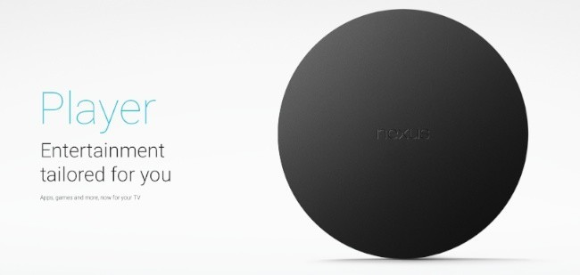 Nexus Player, Google adelanta por la derecha a Apple y Amazon