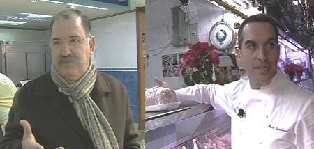 Al mercado con nuestros chefs