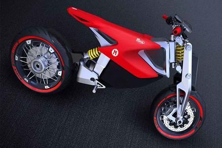 La Nito N4 Concept es una supermotard eléctrica de 15 CV y apta para el carnet A1 que promete llegar a los 150 km/h
