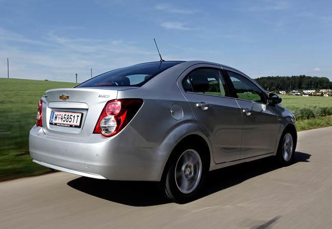 Foto de Chevrolet Sonic (5/12)