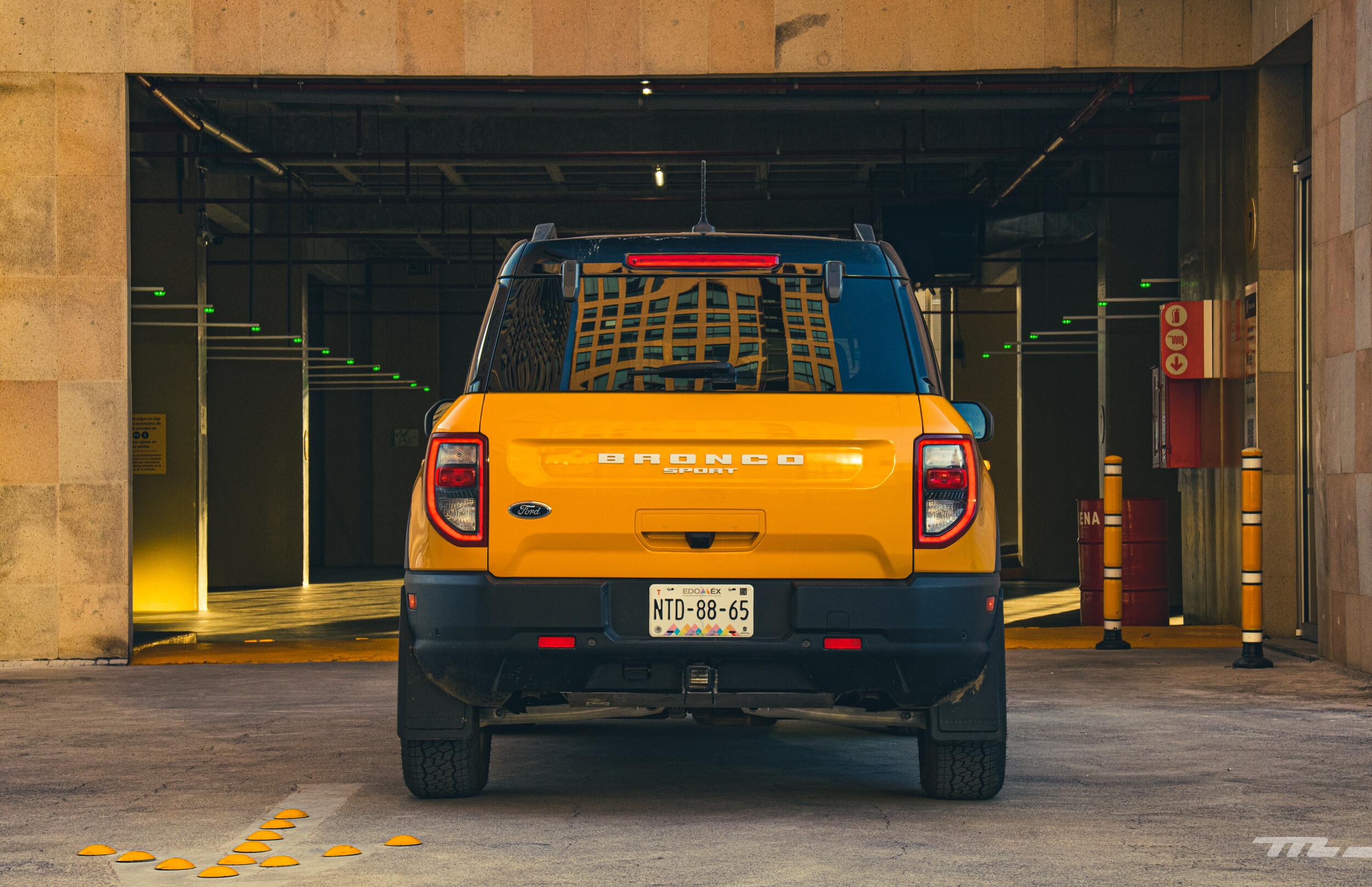 Foto de Ford Bronco Sport, a prueba (17/50)
