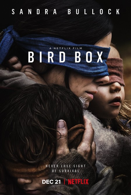 Bird Box - A Ciegas