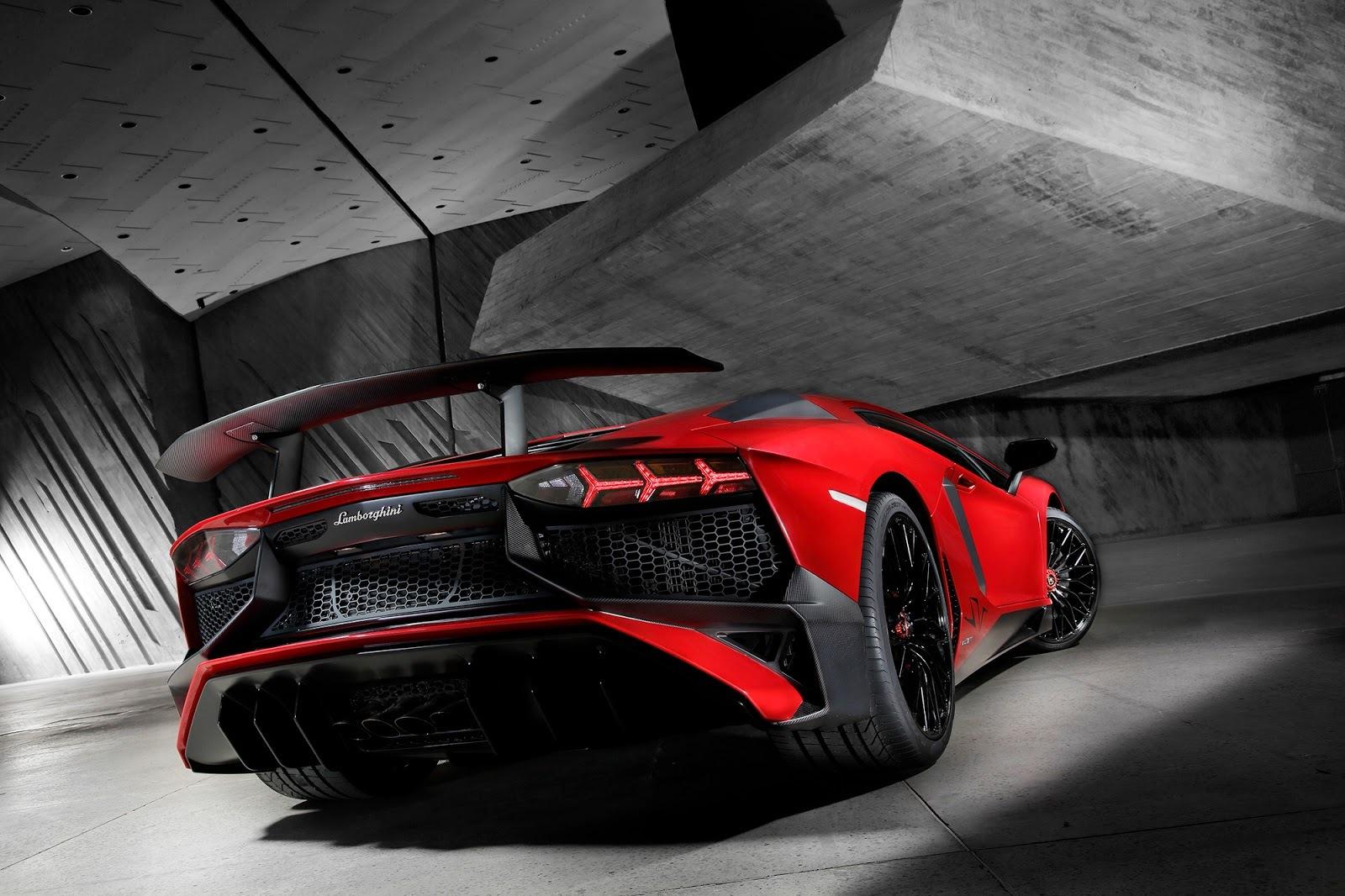 Foto de Lamborghini Aventador SV (5/21)