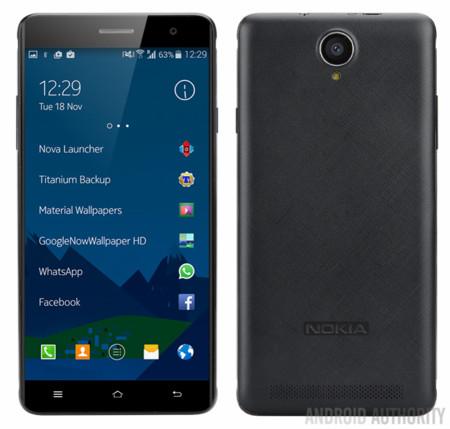 Nokia A1, el supuesto regreso de los finlandeses con un super gama media Android