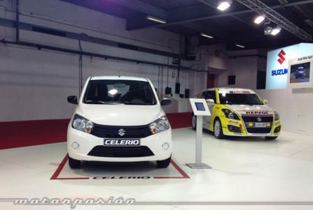 Suzuki Celerio: el primer diésel 100 % Suzuki llega a la India con sólo dos cilindros