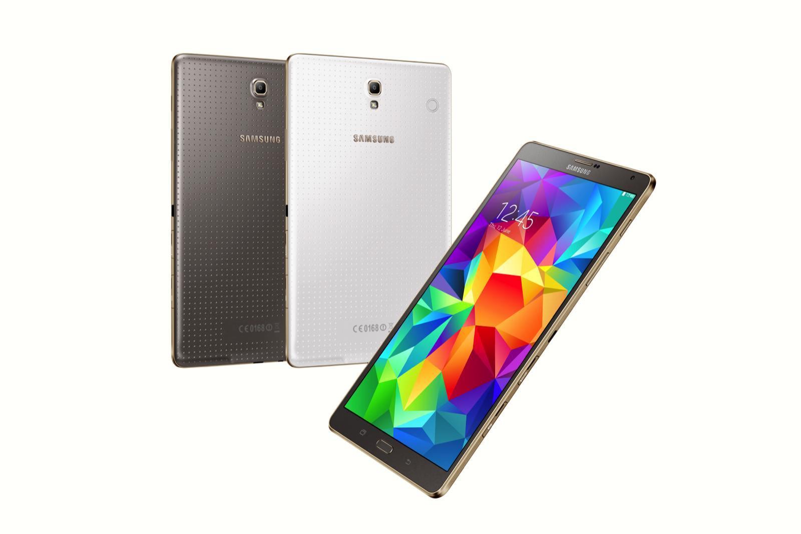 Foto de Samsung Galaxy Tab S (25/52)