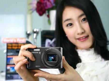 Samsung WB500 llega con un zoom óptico de 10 aumentos