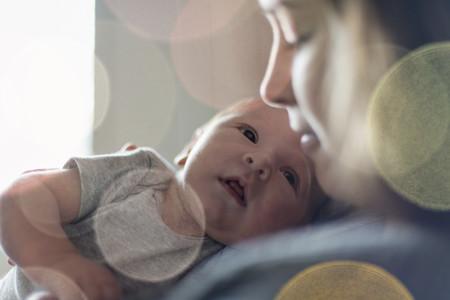Miradas Mama Y Bebe