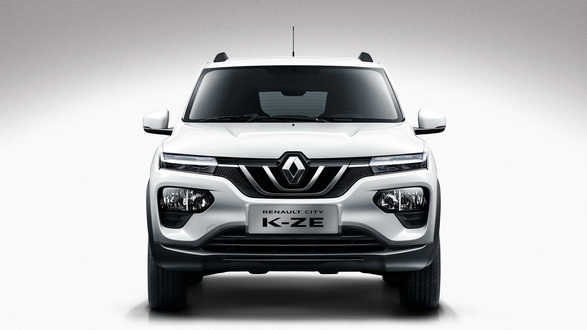 Foto de Renault City K-ZE (7/12)