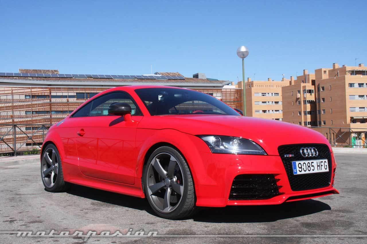 Foto de Audi TT RS S-Tronic (miniprueba) (50/51)