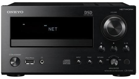 Onkyo CS-N765, un equipo compacto para los amantes del CD y los archivos DSD