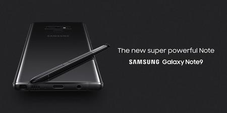 Samsung Galaxy Note 9 Oficial 4