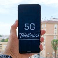 """Telefónica anuncia el encendido de la red 5G de Movistar y asegura que el """"75% de la población española tendrá cobertura este mismo año"""""""