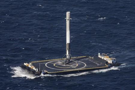 Plataforma del Falcon X