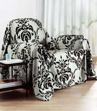 Nuevo aire para tu sofá con una funda otoñal