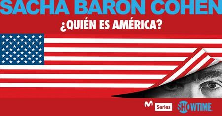 """Primer vistazo a '¿Quién es América?': Sacha Baron Cohen vuelve con """"el show más peligroso de la historia de la televisión"""""""