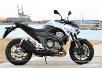Kawasaki Z800e, prueba (valoración, galería y ficha técnica)