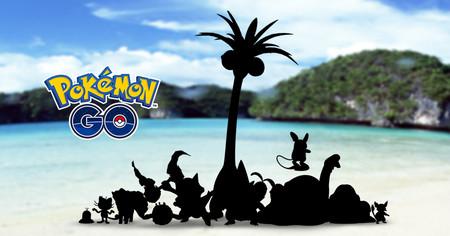 Los Pokémon de Alola llegarán a Pokémon GO en las próximas semanas