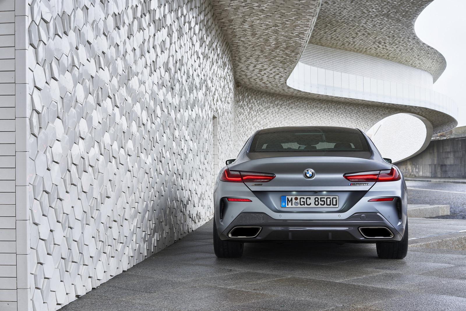 Foto de BMW Serie 8 Gran Coupé (presentación) (74/159)