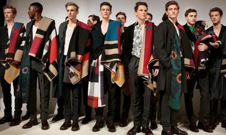 Al cuello: Cuatro bufandas perfectas para este invierno