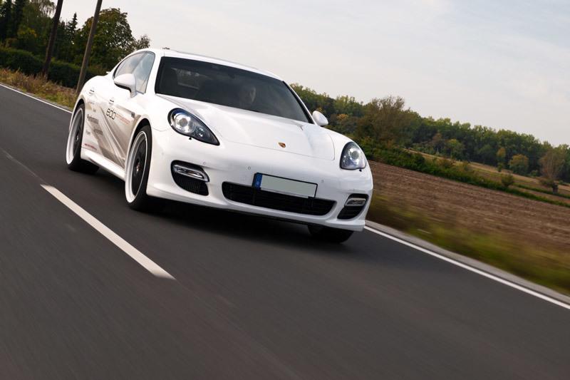 Foto de Porsche Panamera Turbo S por edo competition (24/28)